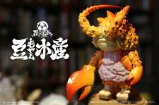 Master The Giant Claws Lobster Vinyl Toy  Mame Moyashi figure Sofubi desiger toy