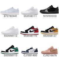 Nike Air Jordan 1 Low / NS AJ1 Mens Shoes Sneakers Jumpman Pick 1