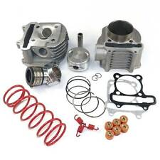58.5mm Performance 155cc Big Bore Cylinder Kit & Head Gy6 125cc 150cc Scooters