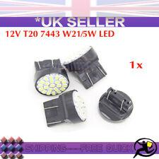 DC 12V T20 W21/5W 22 LED 7443 580 Luz Lateral Doble Filamento DRL Bombilla HID Efecto T