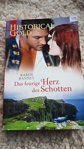 Das feurige Herz des Schotten - Karen Ranney - Historical Gold