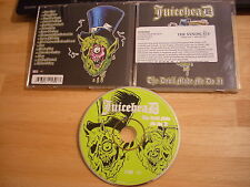 RARE PROMO OOP Juicehead CD The Devil Made Me Do It MISFITS REC punk Jerry Only