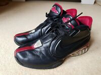 RARE Nike Air Zoom Michael Vick 2 ii 2004 Trainer Basketball Boot size 10.5 7P96