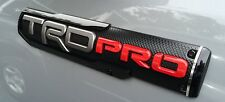 Toyota Tacoma TRD PRO Door Emblem Set - OEM NEW!