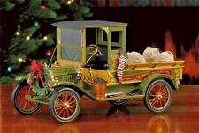 Franklin Mint 2008 FORD MODEL T CHRISTMAS TRUCK LE 1:16