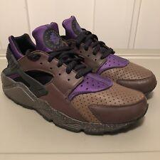 Nike Air Huarache Run 2007 QS ACG Mowabb Pack Trails End Brown Purple 11