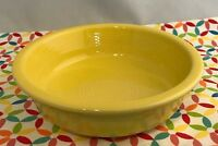Fiestaware Sunflower Medium Bowl Fiesta Yellow 19 oz Cereal Bowl