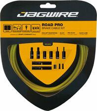 New Jagwire Road Pro Brake Cable Kit Road SRAM / Shimano Yellow Slick Lube