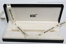 MontBlanc 100% Authentic Pen Case. NEVER USED From Pallet-NEW Condittion.SEE**