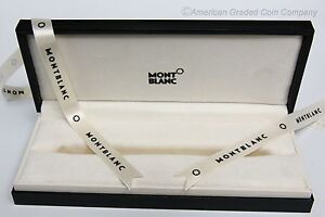 MontBlanc 100% Authentic Pen Case. NEVER USED From Pallet-NEW Condition-See Pics