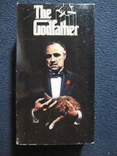 The Godfather [VHS] [VHS Tape] [1972]