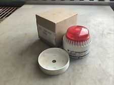 Federal Signal Lp7 18 30r Sounderstrobe Red 888