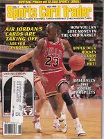 Sports Card Trader Magazine Michael Jordan November 1990 040819nonr