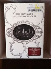 TWILIGHT NEW MOON DVD WITH THE ULTIMATE DVD KEEPSAKE CASE & 6 EXCLUSIVE PHOTOS