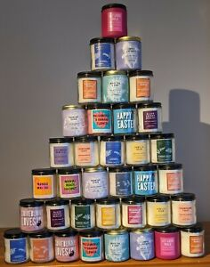 Bath And Body Works Candles Single Wick Candles Spring 2021