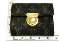 Auth Louis Vuitton Monogram Portefeuille Koala Wallet 57115107 f696