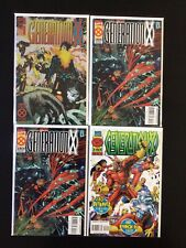 4 Issue Lot - Generation X 1, 3, 3, 16 X-Men