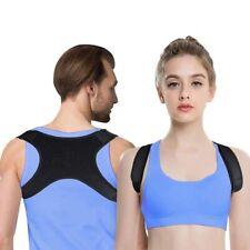 Posture Corrector Adjustable Shoulder Back Spine Protective Belt Free Delivery