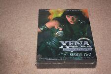 Xena: Warrior Princess - Season Two (DVD, 2003, 5-Disc Set) *Brand New Sealed*