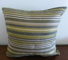 Unbranded Striped Square Decorative Cushions & Pillows