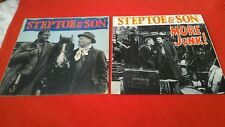 STEPTOE AND SON  2x LP More Junk