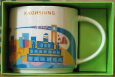 Starbucks You Are Here YAH City Mug Kaohsiung, 14 oz neu mit SKU, * OVP * Rare *