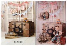 Baby 3x5ft Vinyl Photo Backdrop Indoor Scene Bear Studio Photography Background