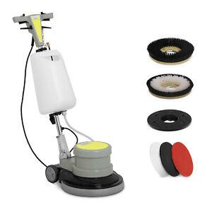Einscheibenmaschine Bodenpoliermaschine Bohnermaschine Poliermaschine 43,2 Cm