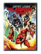 JUSTICE LEAGUE : FLASHPOINT PARADOX  -  DVD - REGION 1 - Sealed