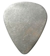 3 (THREE) DUNLOP 0.51mm metal Guitar Picks Stainless Steel Standard Pick 46RF