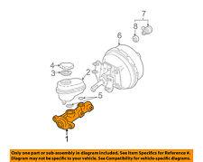 GM OEM-Brake Master Cylinder 18060784