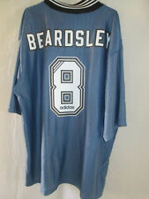 Newcastle United 1996-1997 Beardsley Away Football Shirt Size XXL /10400