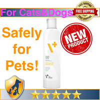 Shampoo For Dogs, Cats Ketoconazole Chlorhexidine Antifungal Antibacterial 250ml