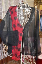 Evening, Occasion 3/4 Sleeve Dry-clean Only Floral Tops & Blouses for Women