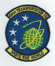 60's-70's 48th TRANSPORTATION SQUADRON  patch