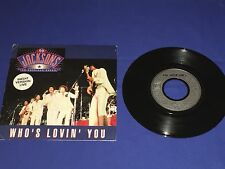 "Michael Jackson 5 - 7"" (SP) "" WHO'S LOVIN' YOU "" THE JACKSONS ! Very Rare FRANCE"