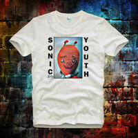Sonic Youth Dirty Tee Top  Vintage Super CooL Unisex  Ladies T Shirt B572