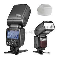 Meike MK-910 i-TTL Flash Speedlite HSS Master Flash as Nikon SB-910 D800 D750 D4