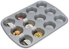"Recipe Right Standard Muffin Pan-12 Cavity 3""""X1"