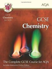 GCSE Chemistry for AQA: Student Book with Interactive Online Edition (A*-G cou,