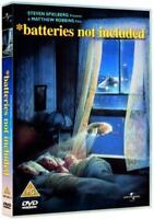 BATTERIES NOT INCLUDED JESSICA TANDY HUME CRONYN UNIVERSAL UK DVD NEW