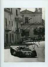 MERZARIO & Munari Ferrari 312 PB TARGA FLORIO 1972 firmato fotografia 3