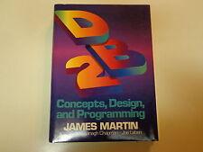 DB2 Concepts, Designs and Programming HBDJ 1989 IBM Database 2 James Martin