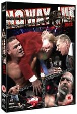 WWE - No Way Out 2012 (DVD, 2013)  NEW AND SEALED REGION 2