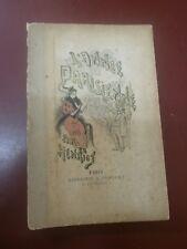 Henriot L'année Parisienne Illustré Edition H.C. nominative 1894 Tiré à 300 exe