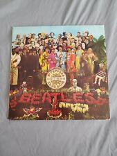 Beatles Sgt Peppers Dutch Vinyl NM