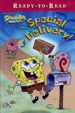 Special Delivery! (Ready-To-Read Spongebob Squarepants - Level 2), New, Banks, S