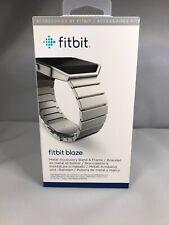 NEW SEALED Fitbit Blaze Metal Accessory