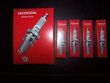 Honda set of 4 OEM Laser Iridium Spark Plugs NGK IZFR6K13 Honda 9807B-56A7W