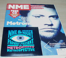 February Weekly NME Magazines